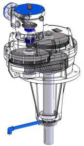 Segor Industries - Réducteurs ENVS